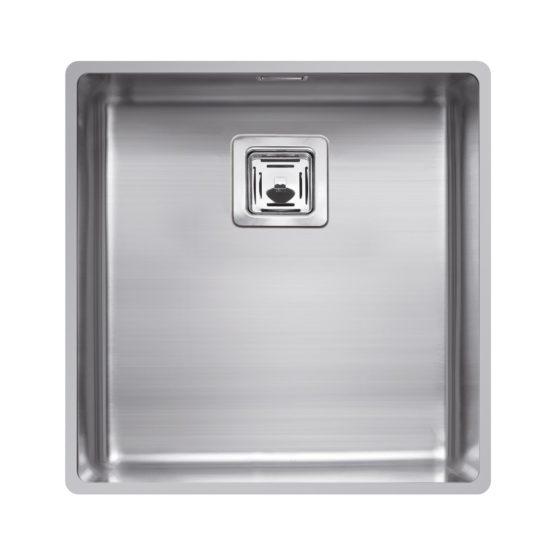 cubeta de cocina válvula cuadrada