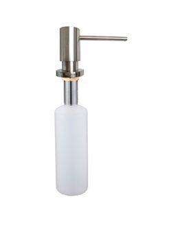 disensador de jabón para fregadero acabado en inox