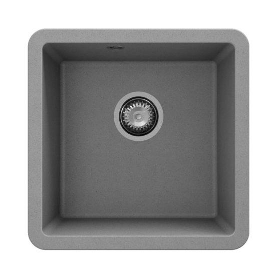 CUBETA GRT BE 4040 G- cubeta de granito gris