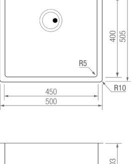 FREGADERO R5 FG 4540