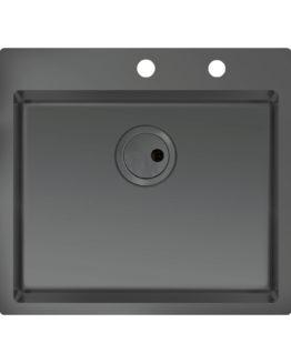 fregadero de cocina en PVD
