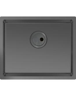 Cubeta de cocina en PVD color titanium